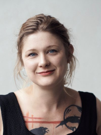 Isabella Eklöf Fotograf: Andreas Omvik